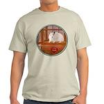 Hamster #1 Light T-Shirt
