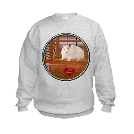 Hamster #1 Kids Sweatshirt