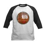 Hamster #1 Kids Baseball Jersey