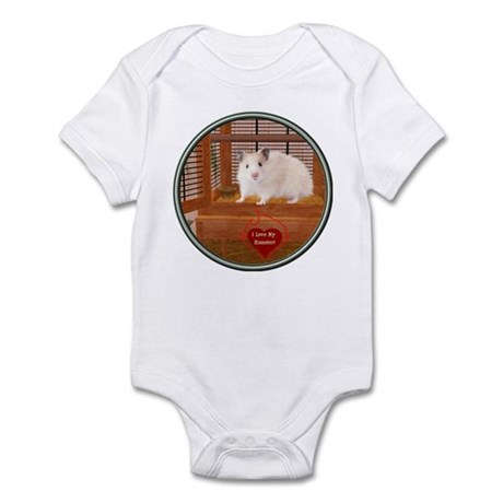 Hamster #1 Infant Bodysuit