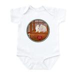 Hamster #1 Infant Bodysuit