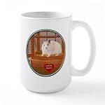 Hamster #1 Large Mug