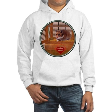 Hamster #2 Hooded Sweatshirt