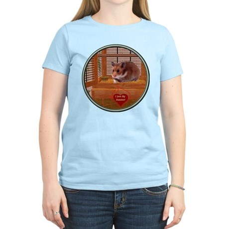 Hamster #2 Women's Light T-Shirt
