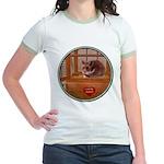 Hamster #2 Jr. Ringer T-Shirt