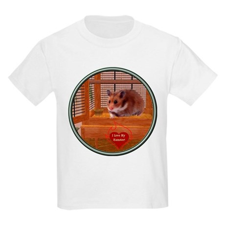 Hamster #2 Kids Light T-Shirt