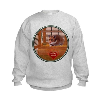 Hamster #2 Kids Sweatshirt
