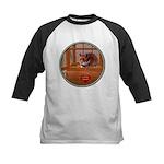 Hamster #2 Kids Baseball Jersey