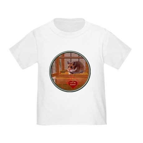 Hamster #2 Toddler T-Shirt
