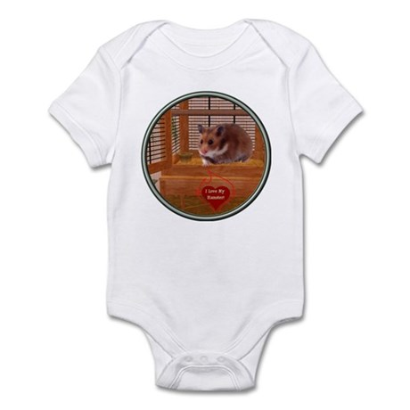 Hamster #2 Infant Bodysuit