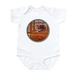 Hamster #2 Infant Bodysuit
