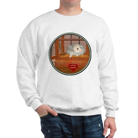 Hamster #3 Sweatshirt