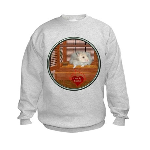 Hamster #3 Kids Sweatshirt