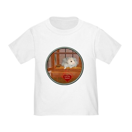 Hamster #3 Toddler T-Shirt