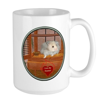 Hamster #3 Large Mug
