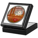 Hamster #3 Keepsake Box