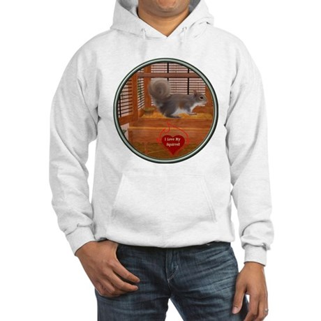 Squirrel Hooded Sweatshirt