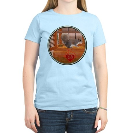 Squirrel Women's Light T-Shirt