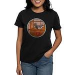 Squirrel Women's Dark T-Shirt
