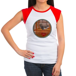 Squirrel Women's Cap Sleeve T-Shirt