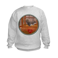 Squirrel Kids Sweatshirt