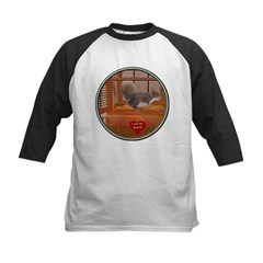 Squirrel Kids Baseball Jersey