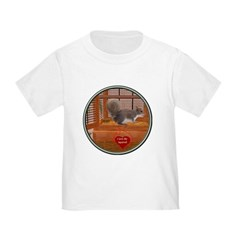 Squirrel Toddler T-Shirt