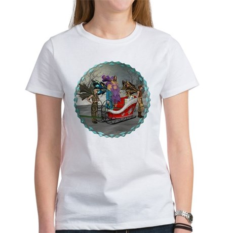 AKSC - Where's Santa? Women's T-Shirt