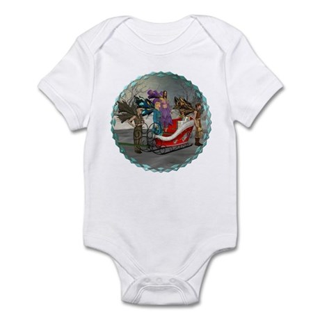 AKSC - Where's Santa? Infant Bodysuit