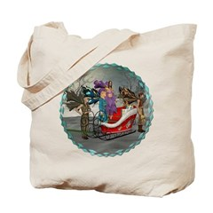 AKSC - Where's Santa? Tote Bag
