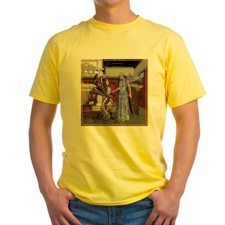 AKSC - Fairy Queen's Palace Yellow T-Shirt