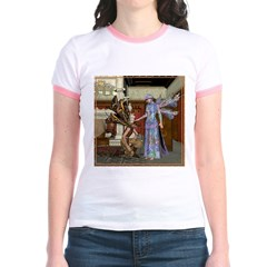 AKSC - Fairy Queen's Palace Jr. Ringer T-Shirt