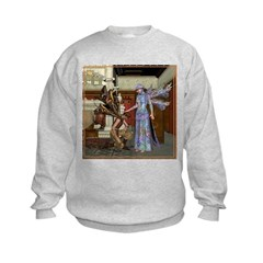 AKSC - Fairy Queen's Palace Kids Sweatshirt