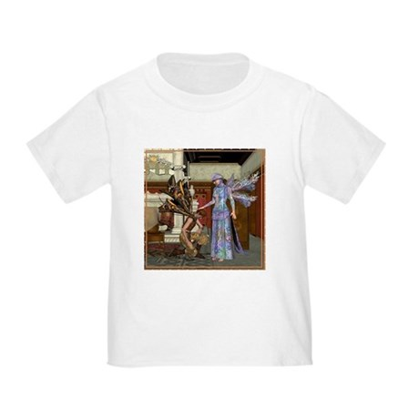 AKSC - Fairy Queen's Palace Toddler T-Shirt