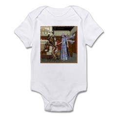 AKSC - Fairy Queen's Palace Infant Bodysuit