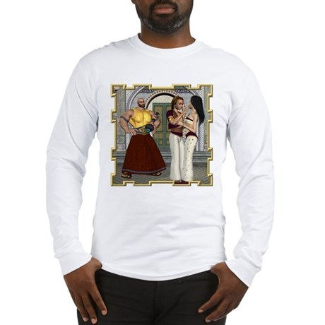 Aladdin Long Sleeve T-Shirt