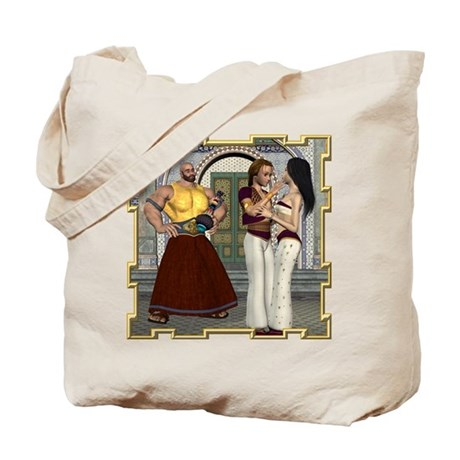 Aladdin Tote Bag