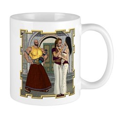 Aladdin Mug