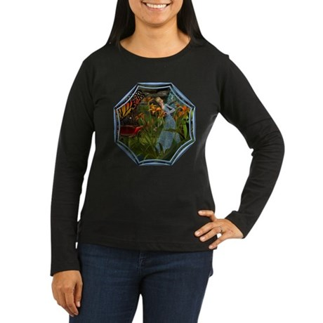 All Things Great & Small Women's Long Sleeve Dark
