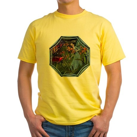 All Things Great & Small Yellow T-Shirt