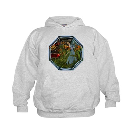 All Things Great & Small Kids Hoodie