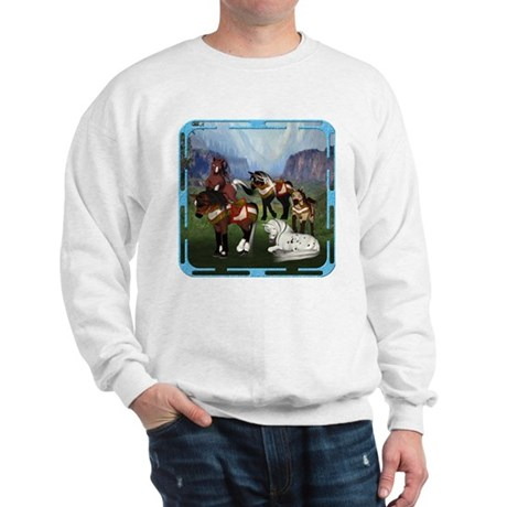 All the Pretty Little Horses Sweatshirt