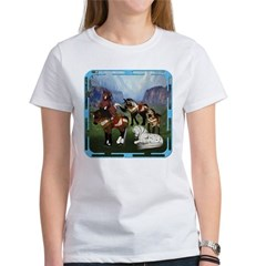 All the Pretty Little Horses Women's T-Shirt