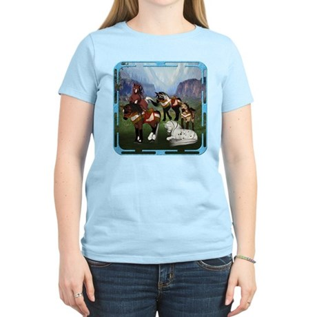 All the Pretty Little Horses Women's Light T-Shirt