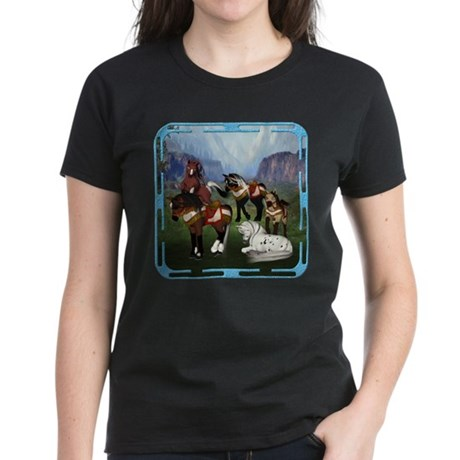 All the Pretty Little Horses Women's Dark T-Shirt