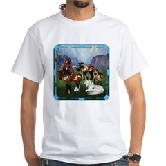 All the Pretty Little Horses White T-Shirt