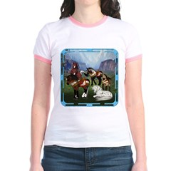 All the Pretty Little Horses Jr. Ringer T-Shirt