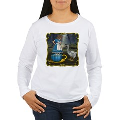 Alice in Wonderland Women's Long Sleeve T-Shirt