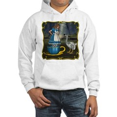 Alice in Wonderland Hooded Sweatshirt