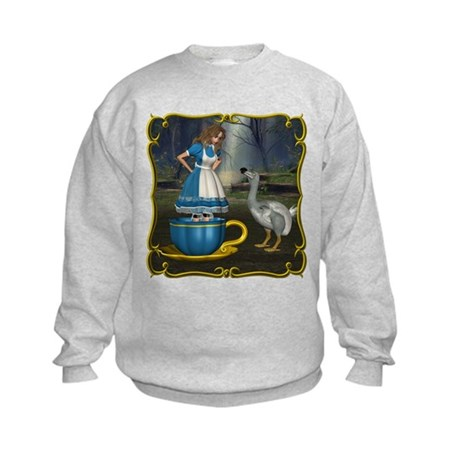 Alice in Wonderland Kids Sweatshirt